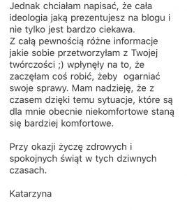 kornel tomicki Opinia Katarzyny P